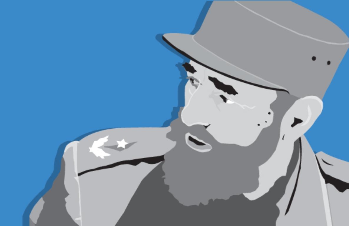 imagen de Fidel Castro