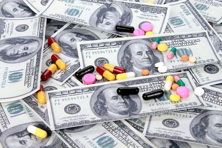 pills-drugs-dollars